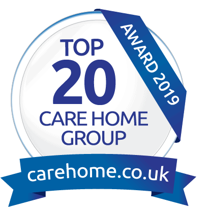 carehome.co.uk Group Award 2019